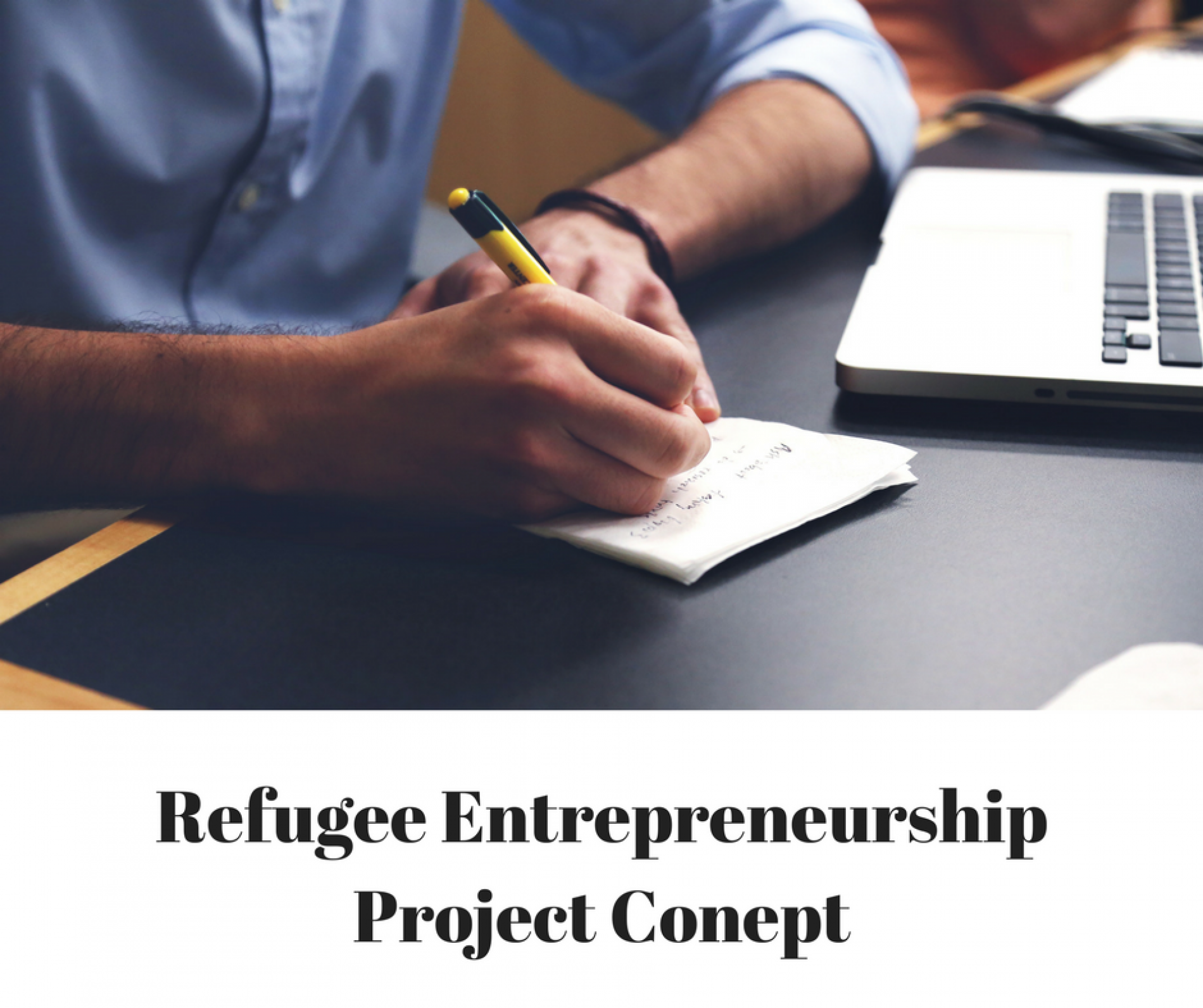 Refugee Entrepreneurship Project Concept