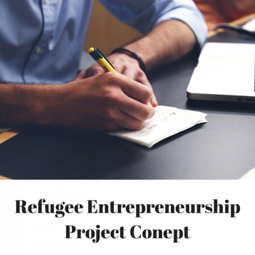 Refugee Entrepreneurship Project Concept