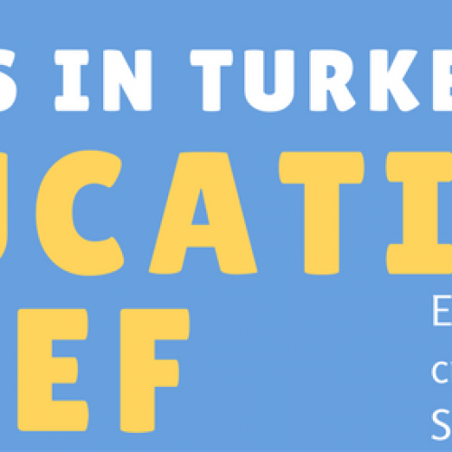 Syrians in Turkey: Education Brief