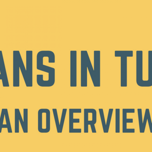 Syrians in Turkey – An Overview
